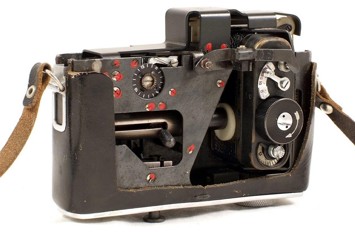 Шпионская камера из СССР запутала британских аукционистов
