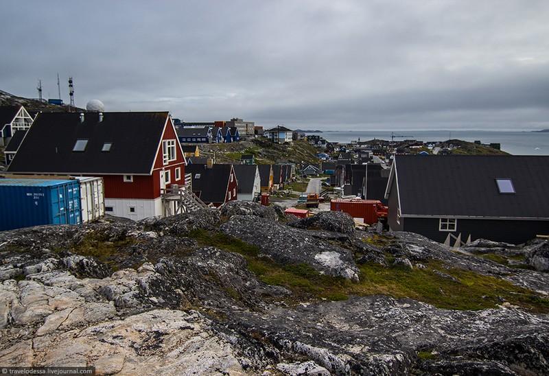 Жизнь в Гренландии