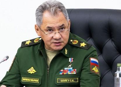 Шойгу заявил о начале подавления всех вражеских средств разведки и навигации в Сирии