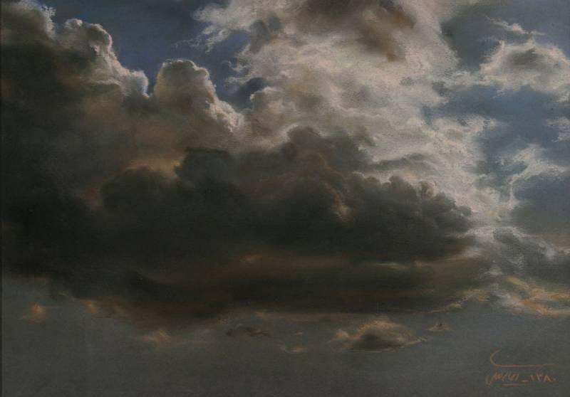Приподнятое небо. Iman Maleki (род.1976 г.)