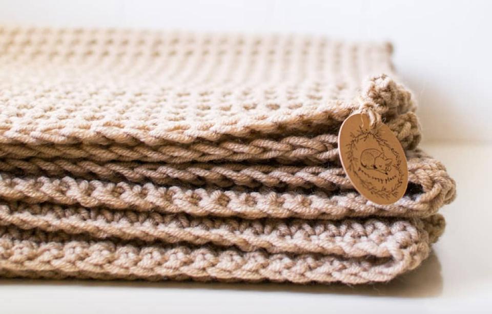 13 примеров вязаного декора, который можно сделать своими руками
