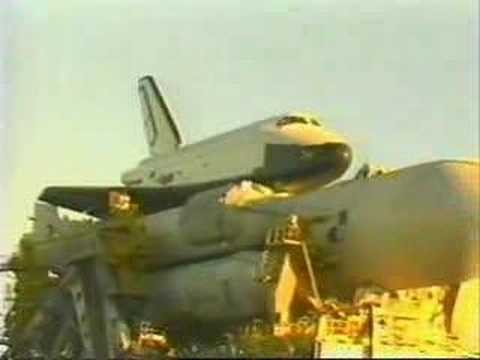 Space Shuttle BURAN     1988, USSR