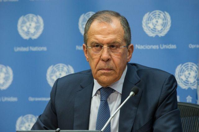 Лавров заявил, что в Сирии работает спецназ США, Франции и Великобритании