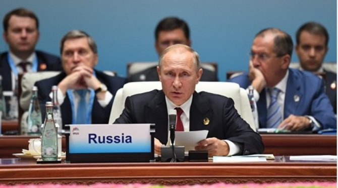 Путин о США: трудно вести ди…