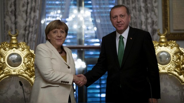 Tagesspiegel: Для выхода из кризиса говорить нужно не с Турцией, а с Путиным