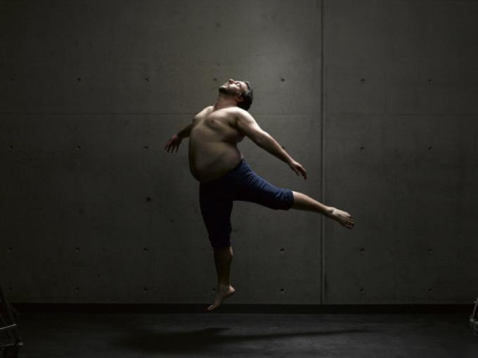 """""""Нечего терять"""": танцоры с лишним весом"""