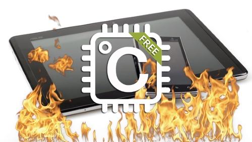 Как узнать температуру основных частей планшета