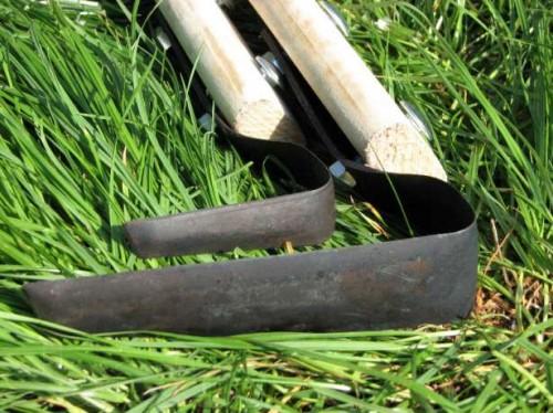 Чудо лопата монаха отца геннадия чертеж