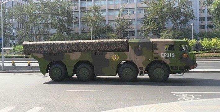 СМИ узнали об испытаниях китайских крылатых ракет, скопированных с советских X-55