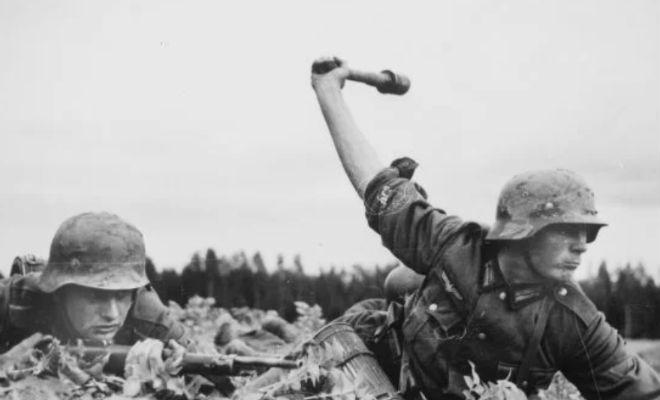 Тайный кодекс Вермахта на войне