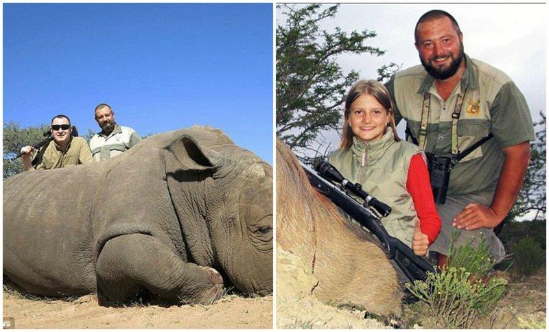 Бывший хирург зарабатывает $1 миллион в год на убийствах редких животных!