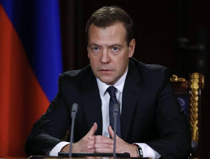Стартовал сбор подписей за отставку Медведева
