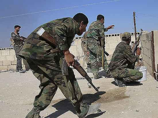 ИГИЛ сделало первую попытку нанести удар по США