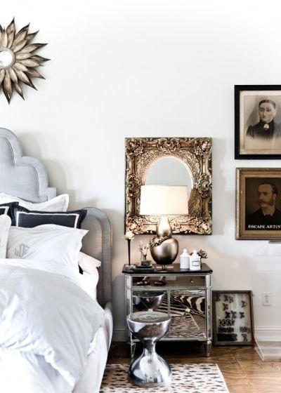 Современная классика Спальня by Jamie Laubhan-Oliver
