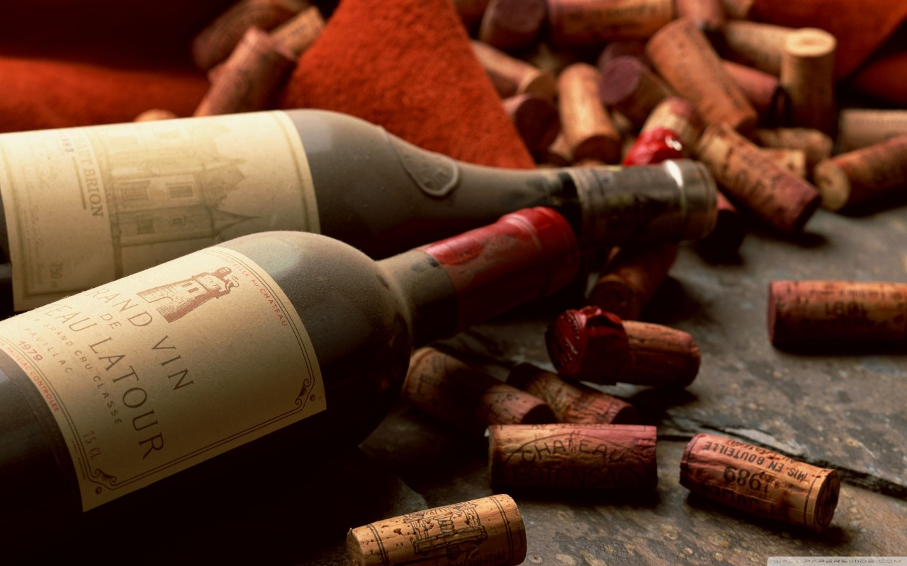 О необходимости употребления вина