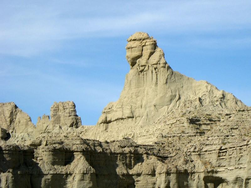 5. Каменный Сфинкс, Национальный парк Хингол, Пакистан красота, мир, природа
