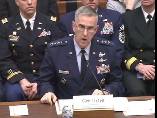 Американский генерал назвал слабым конкурентом российское новое оружие