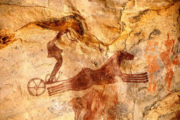 Тайны далекого прошлого - почему погибла древнейшая цивилизация Сахары? археология,загадки,спорные вопросы,тайны,неразгаданное,раскопки