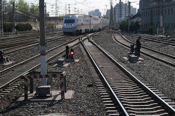 Немца и россиянина оштрафовали за секс на вокзале
