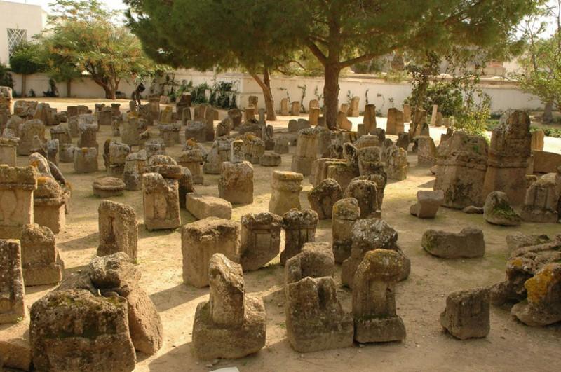 18. Святилище Тофет, Тунис интересное, история, поучительное, факты