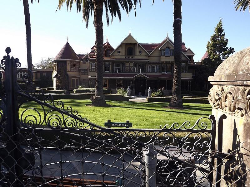 Мистический дом Винчестеров в Сан-Хосе, Калифорния