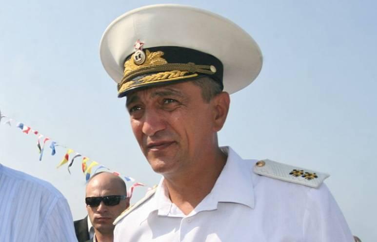 Из Крыма – на Кавказ. Осетинский гамбит адмирала Меняйло