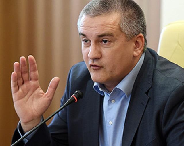 Аксенов прокомментировал слова Кравчука о возврате Крыма Украине