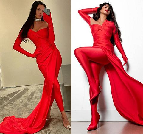 Модная битва: Анастасия Решетова против Приянки Чопры