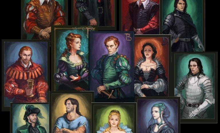 девять принцев амбера корвин картинки уточнить время
