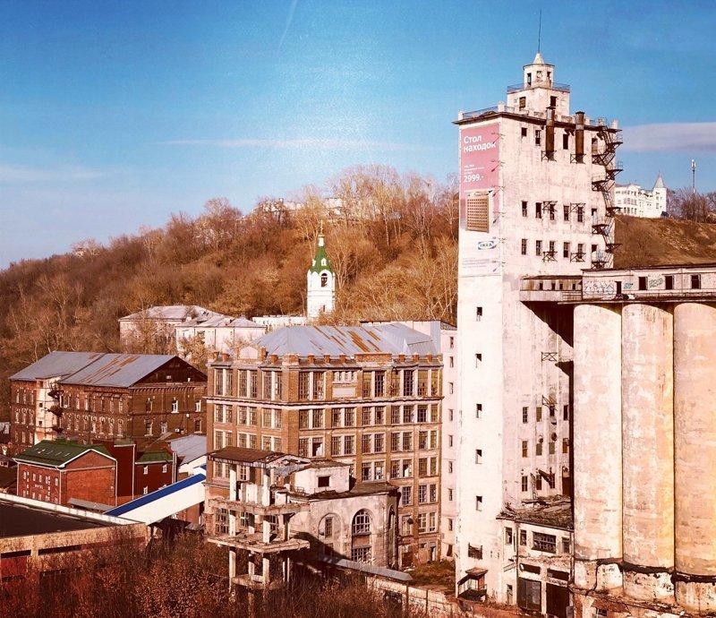 Элеваторы России город, заброшенное, здания, промышленность, россия, элеватор, эстетика