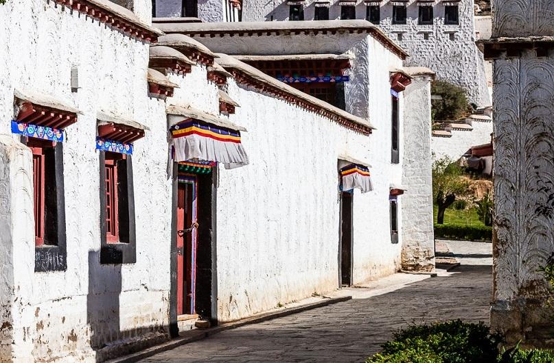Дворец Потала - Тибет Азия,Путешествия,фото