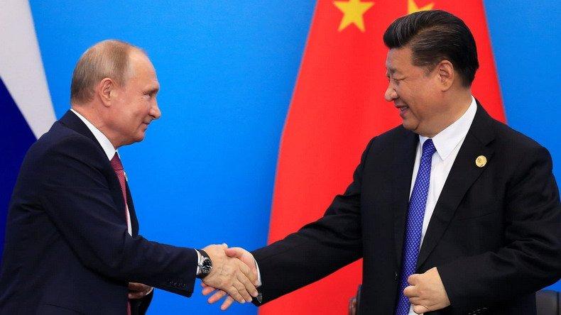 Китай и Россия создают антиа…