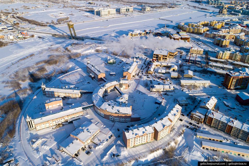 Салехард картинки города 2019