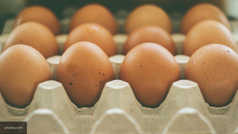 Ученые рассказали, почему яйца лучше не хранить в дверце холодильника