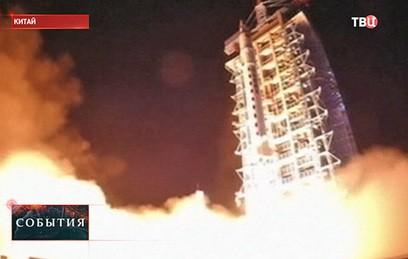 Китай запустил научный возвращаемый спутник