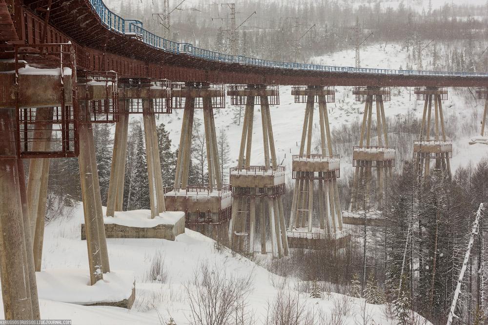 Тайны Байкало-Амурской магистрали