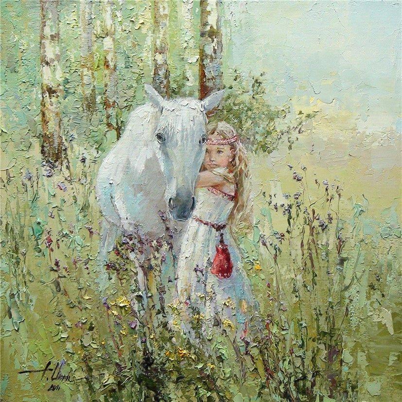 Мир детства. Инесса Морозова