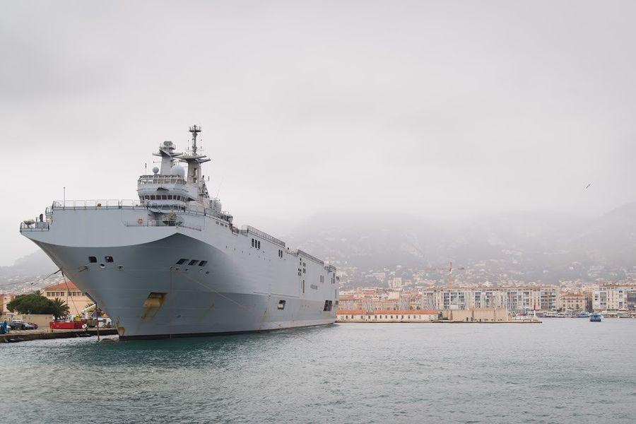 В Средиземном море стартовали военно-морские учения России и Китая