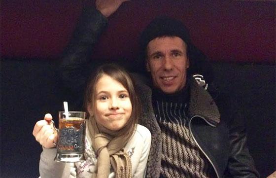 Алексея Панина обвинили в сексуальных домогательствах к дочери