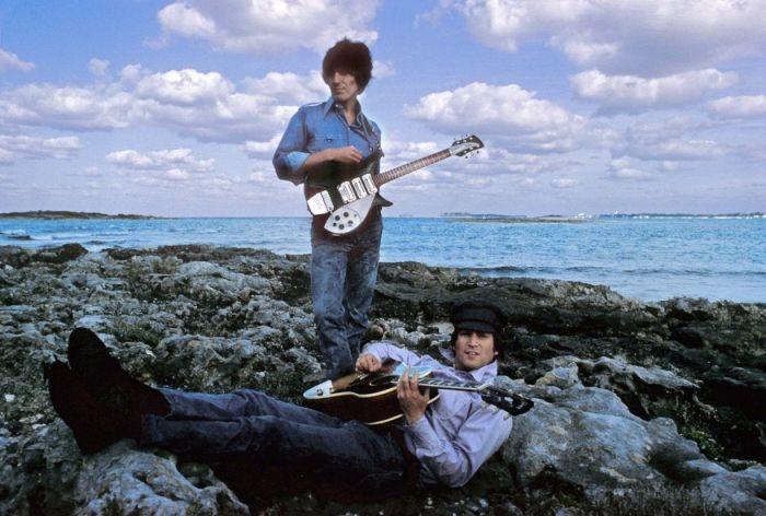Редкие фото группы The Beatles