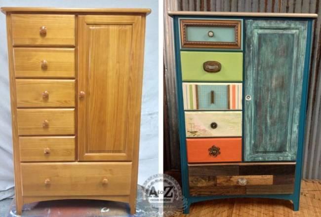 Реставрация мебели: 25 лучших идей