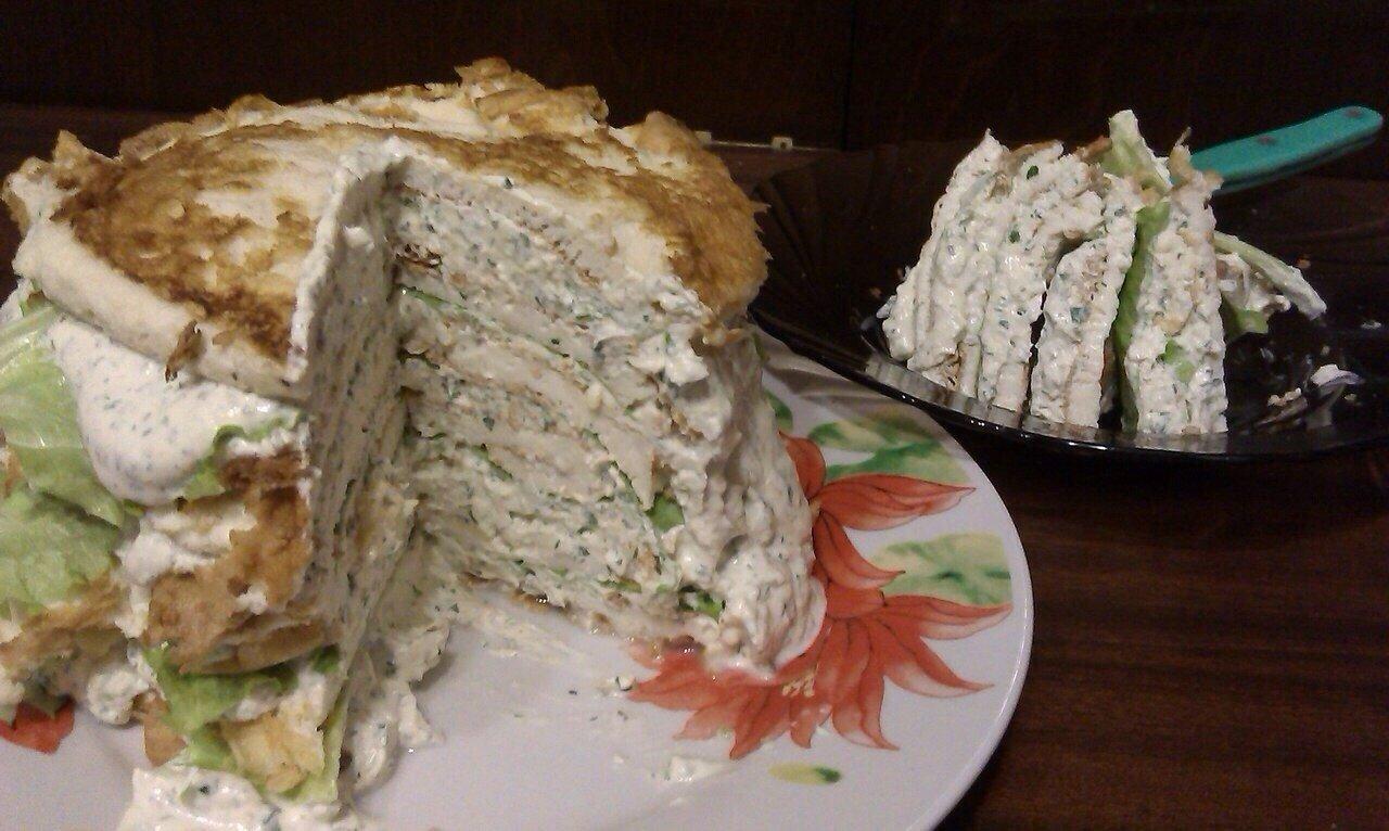 БЕЛКОВЫЙ ТОРТ (торт просто грандиозный)