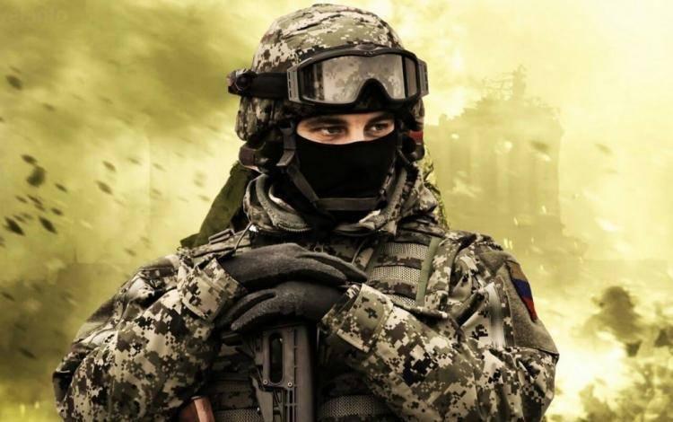 Вежливые люди. День Сил специальных операций России