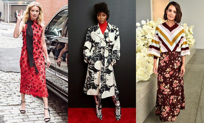 Самые стильные гости Недели моды в Нью-Йорке: 12 образов, которые стоит взять на заметку