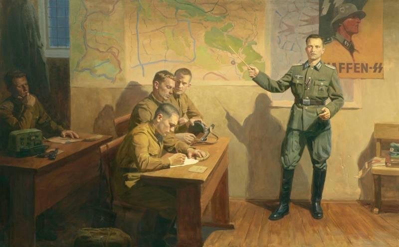 Тайная война в тылу врага. Немецкая агентура среди партизан история