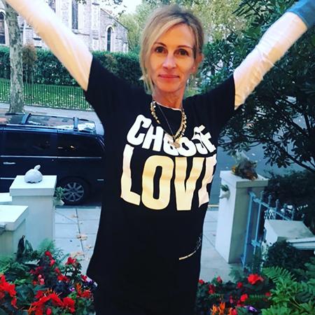 Джулия Робертс отмечает день рождения: 12 причин еще больше полюбить главную голливудскую красотку Хроника
