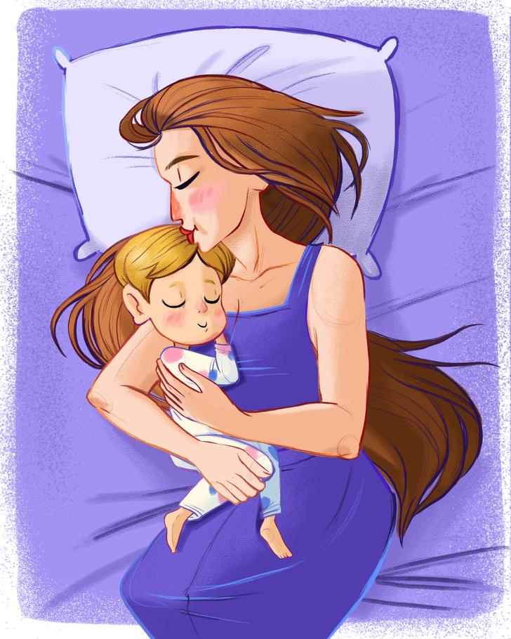 7советов отленивой мамы-психолога, чей метод воспитания оценили родители повсему миру