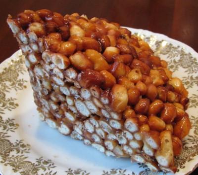 Чак-чак – очень известная восточная сладость