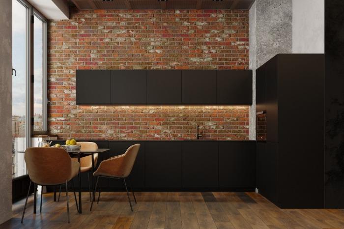 8 стильных оттенков для кухонного гарнитура, которые долго не надоедают идеи для дома,интерьер и дизайн