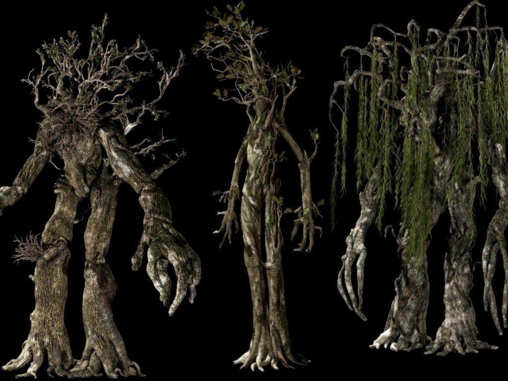 дерево из властелина колец фото палехской, жостовской, хохломской